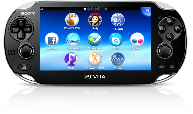 PS Vita Apps