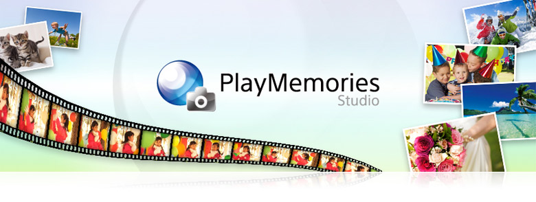 PlayMemories Studio™