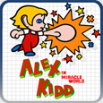 Alex Kidd Miracle World