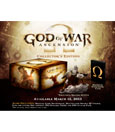 God of War: AscensionTM Collectors Edition