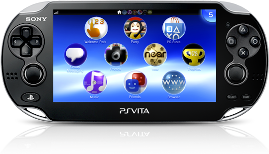PlayStation®Vita Wi-Fi System
