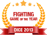 Dice 2013 - Fighting Game of the Year