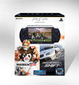 Limited Edition PSP Sports Entertainment Pack