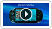 PS Vita 3G/Wi-Fi Front & Rear Cameras Video