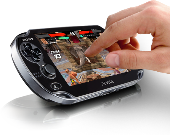 PlayStation®Vita Touchscreen